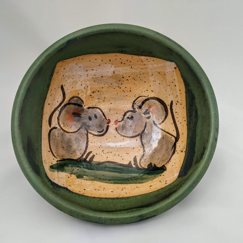 Kinderschale Maus