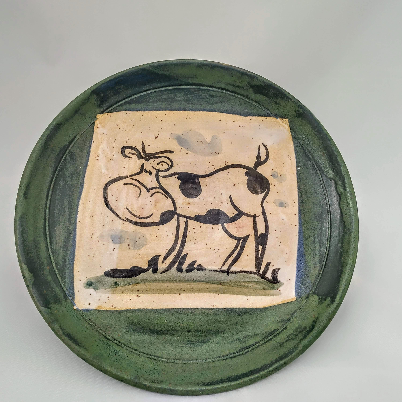 Kinderteller Kuh