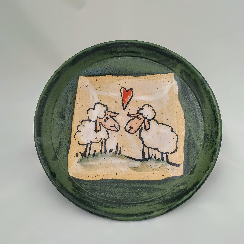 Kinderteller Schaf